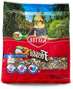 Kaytee Fiesta Bird Food For Cockatiels 4-1/2 lb