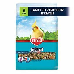 Kaytee Forti Diet Pro Health Bird Food Parrots, 25-Pound Pet