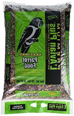 L'Avian Plus Parrot Food, 20 lb