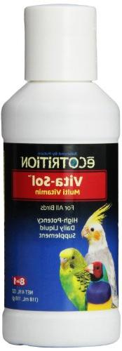 Eight in One  8 In 1 Pet Products BEOD328 Vita-Sol High Pote