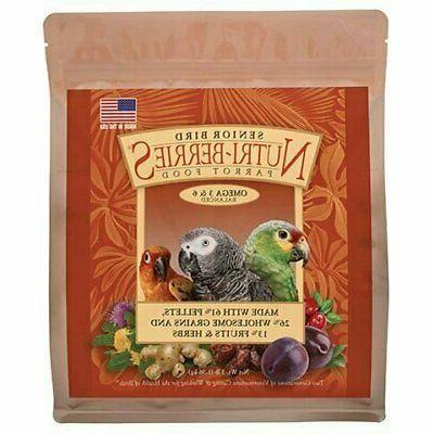 10 oz or 3lb parrot lafeber s