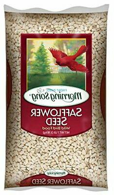 Morning Song 11992 Safflower Seed Wild Bird Food, 7-Pound