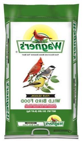 13004 four season wild bird