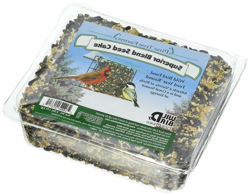 1371 superior blend seed cake 2 pounds