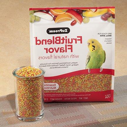 Zupreem Fruitblend Small Keet Food,
