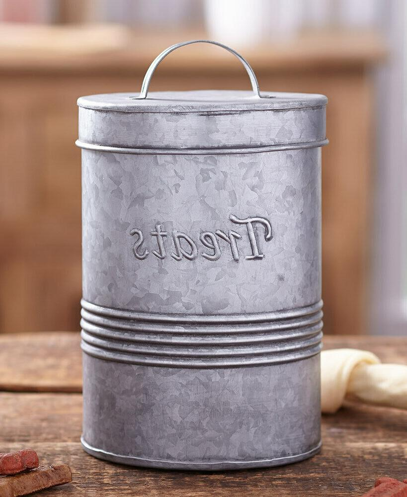 CAT DOG Snack Storage Jar