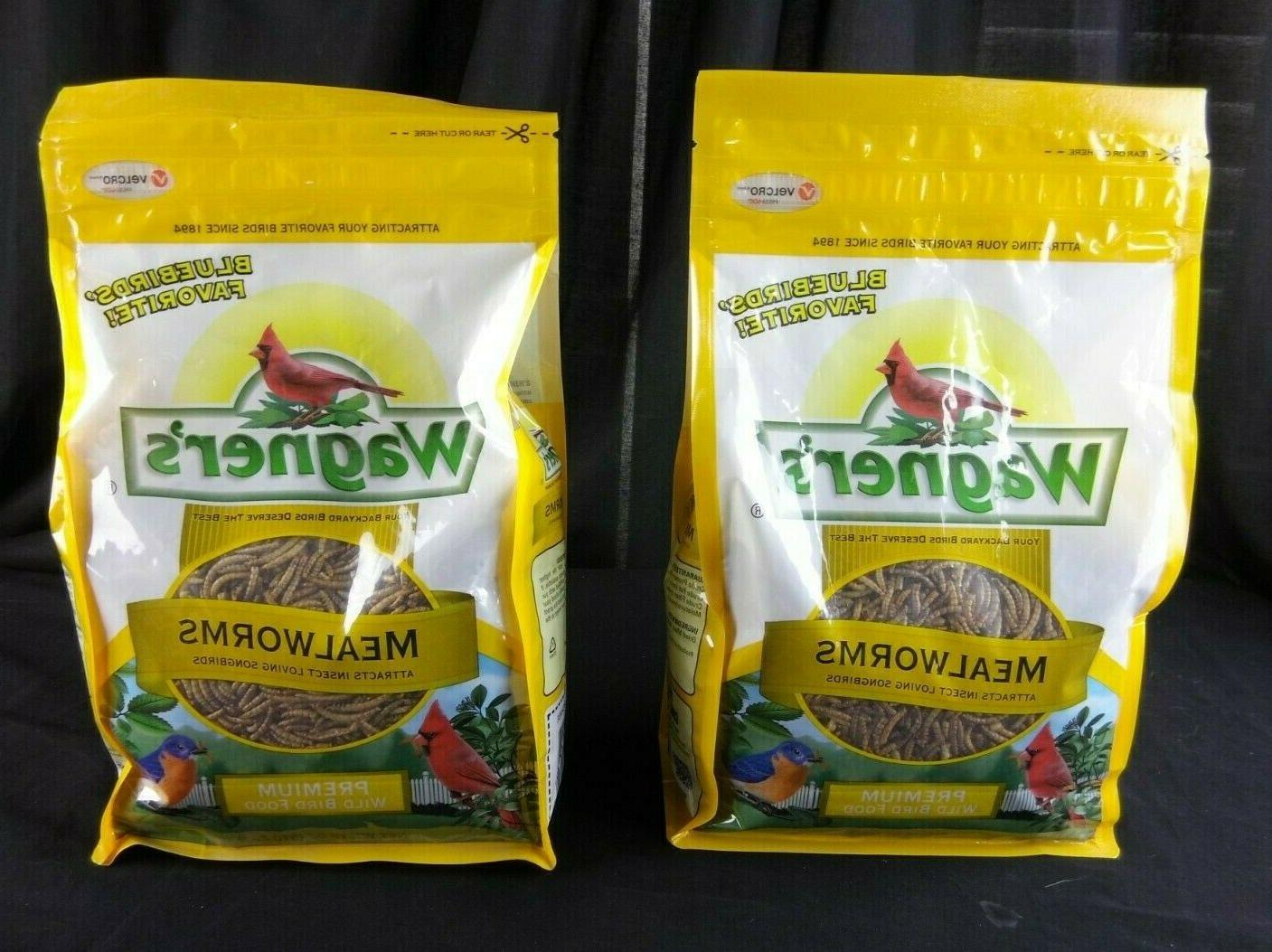 58005 dried mealworms bird food