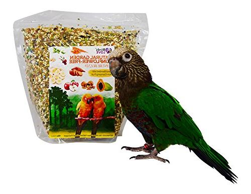 Birds Garden Blend for Conures - Sunflower Free 4lb
