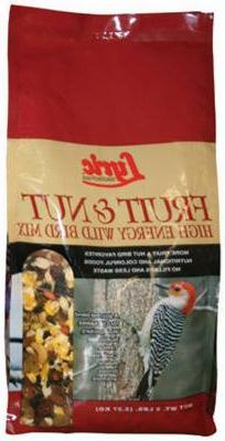 Lyric Fruit & Nut High Energy Wild Bird Mix - 5 lb. bag