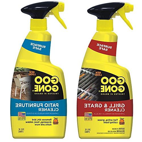 Goo Gone Grill Grate Cleaner 24 Fl