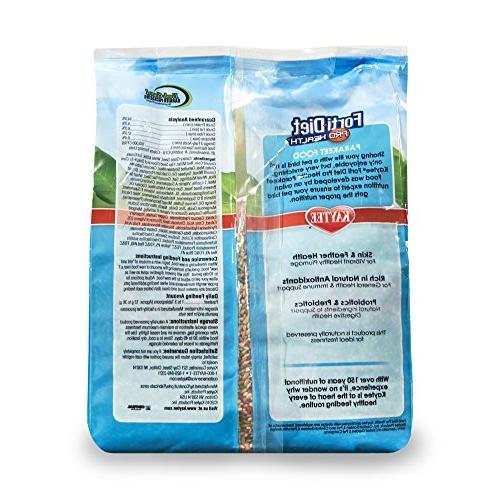 Kaytee Forti-Diet Parakeet Food, lb