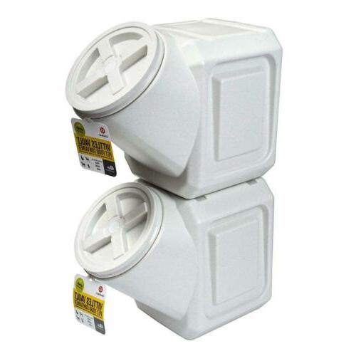 Airtight Stackable Container -Vittles Vault Pet Cat Bird