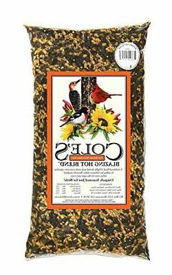 All Natural Bird Food Seed to Attract a Maximum Variety of B