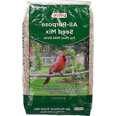 all purpose seed mix wild bird food
