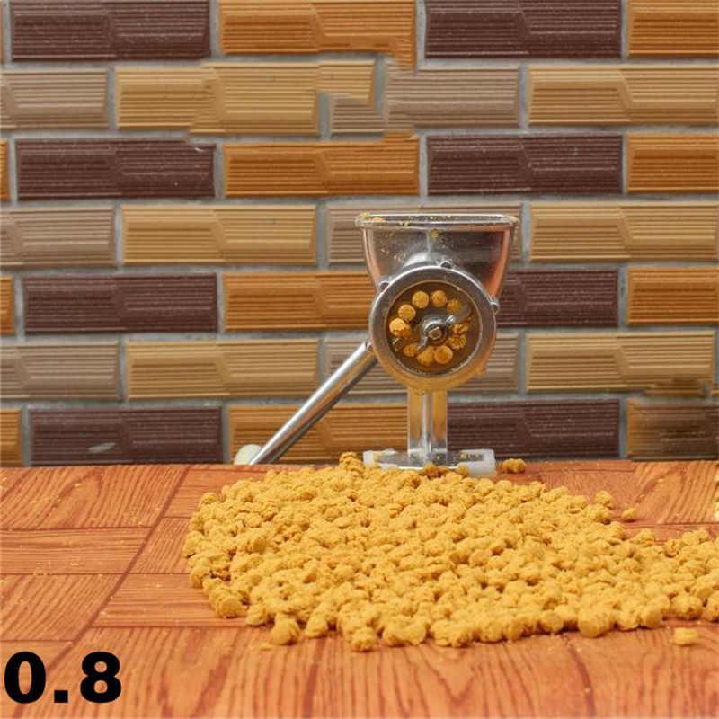 Animal Food Maker Metal Bearing Manual Bait