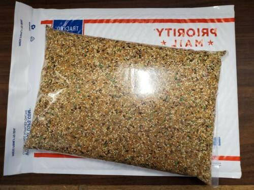 Bird Food Finch mix breeders Vitamin Enriched for Shipping