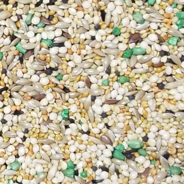 bird food finch seed mix breeders vitamin