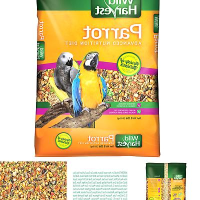 bird food parrot vitamins