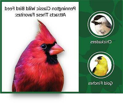 Bird Seed Balanced Vitamins & 40 lbs