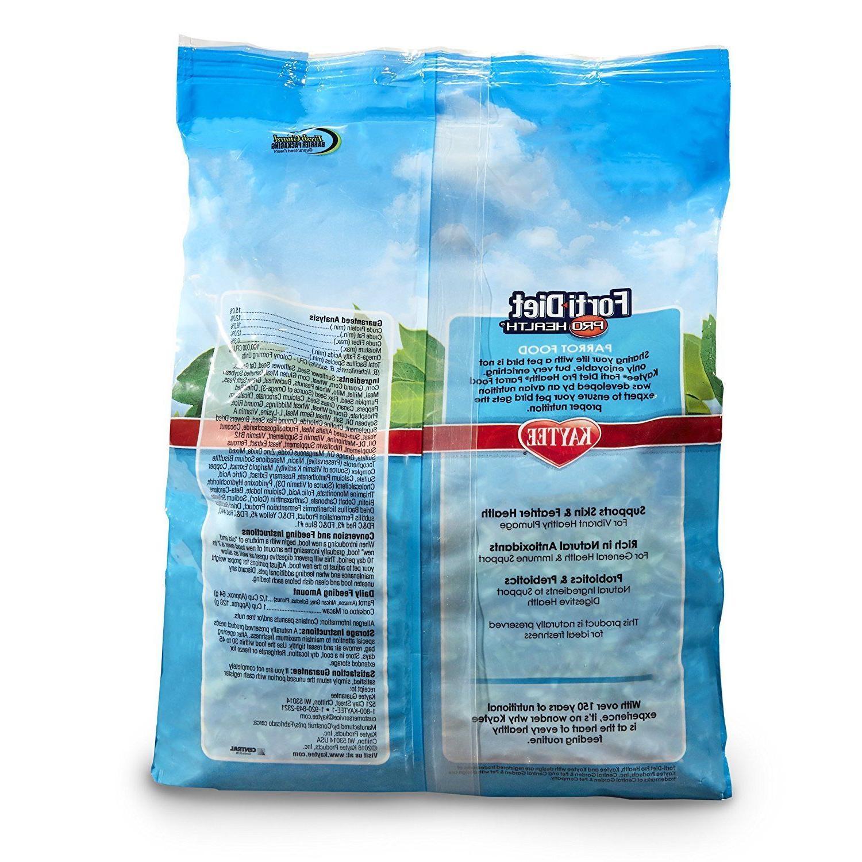 Bird Parrot Grain Kaytee Pro Health Skin Small