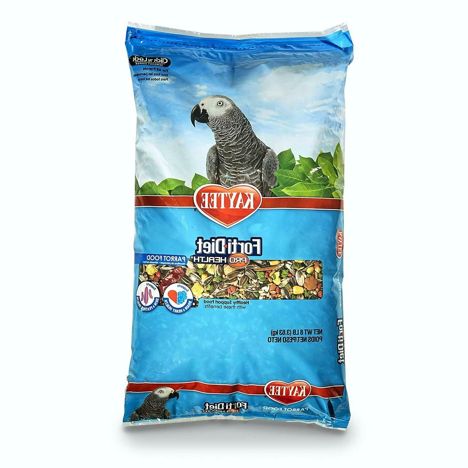 Food Forti Health Bird Diet Pro For Parrots