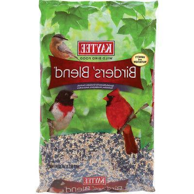 birders blend food
