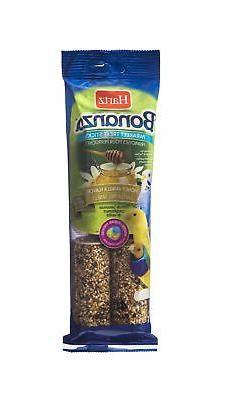 Hartz Bonanza Honey Vanilla Flavored Parakeet Treat Sticks -