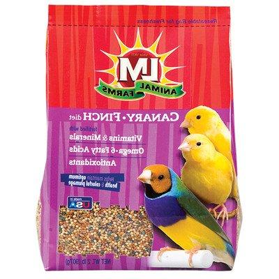 canary finch diet food