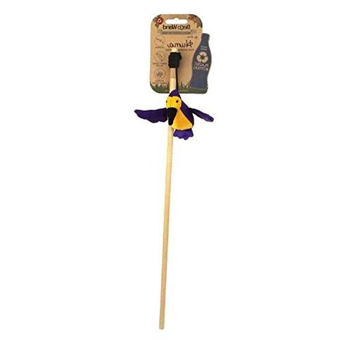 cat nip wand toy