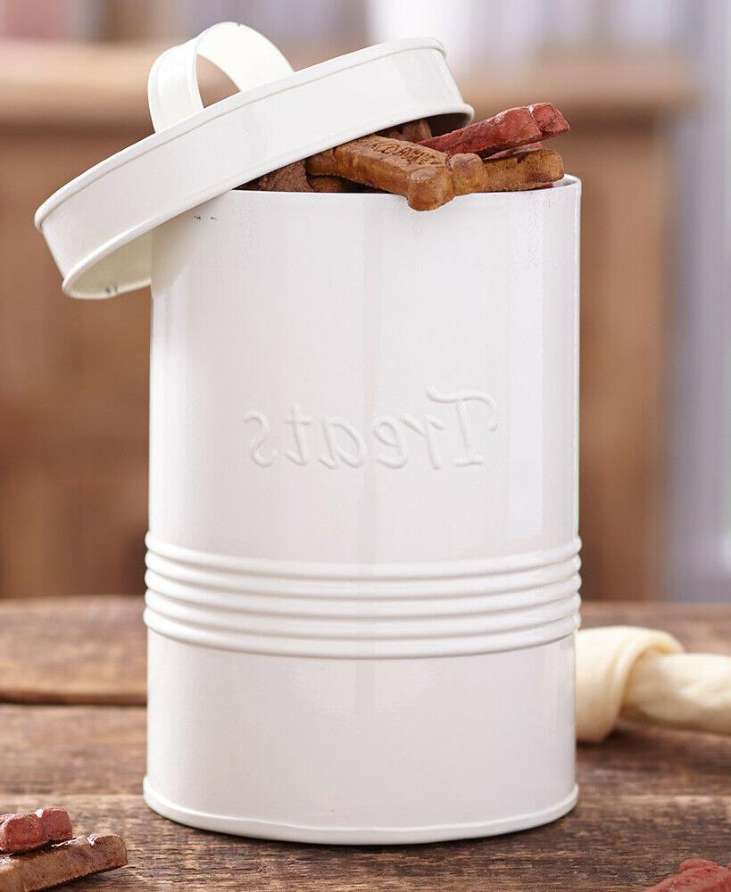 CAT PUPPY TREAT Snack Container Storage