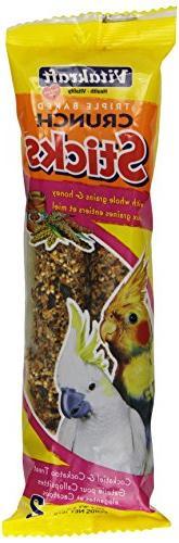 Vitakraft Cockatiel & Cockatto Whole Grains & Honey Treat St
