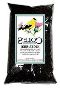 Coles Wild Bird Products Co COLESGCNI05 Niger Seed 5 lbs.