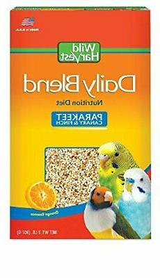 Wild Harvest Daily Blend For Parakeet, Canary, Finch & Small