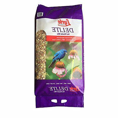 delite protein waste mix bird