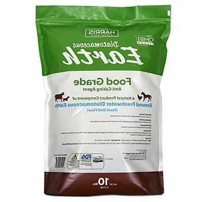 HARRIS Diatomaceous Included in The