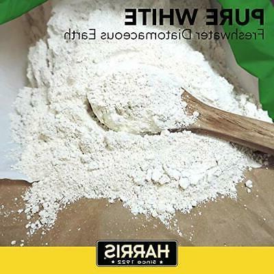 HARRIS Earth Food Grade, Powder Included The Bag
