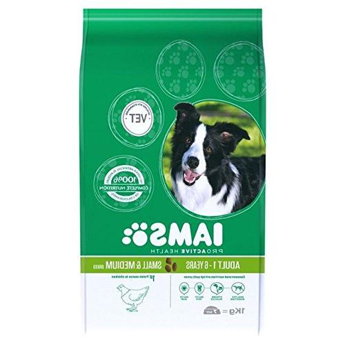 dry dog food breed