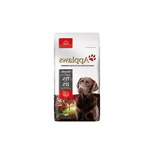 dry dog food chicken breed