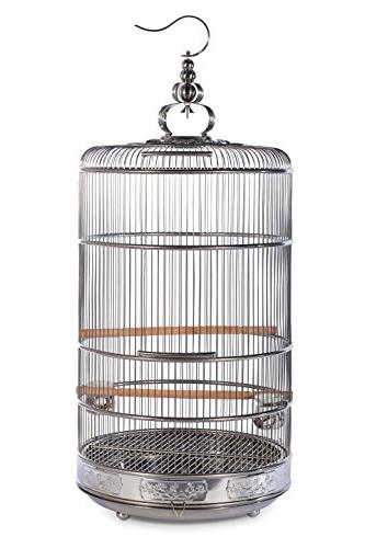 dynasty stainless steel bird cage