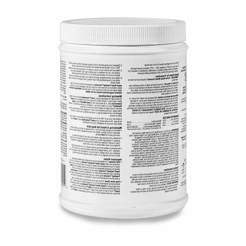 Kaytee Exact Formula Feeding Parrots 18oz Food