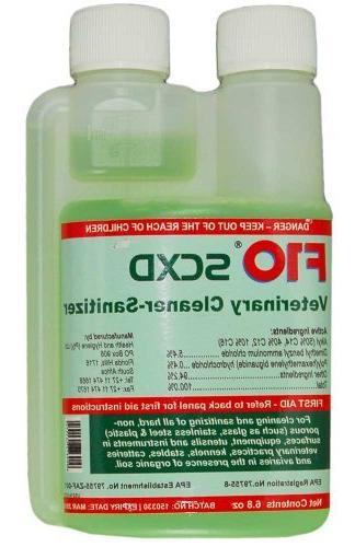 f10scxd cleaner disinfectant