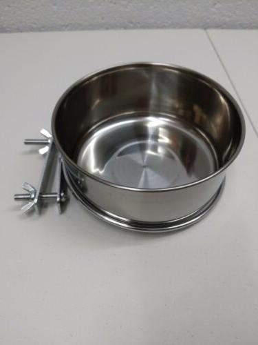 Mrli Water Cup Clamp Stainless Steel Coop Cup 30Oz.
