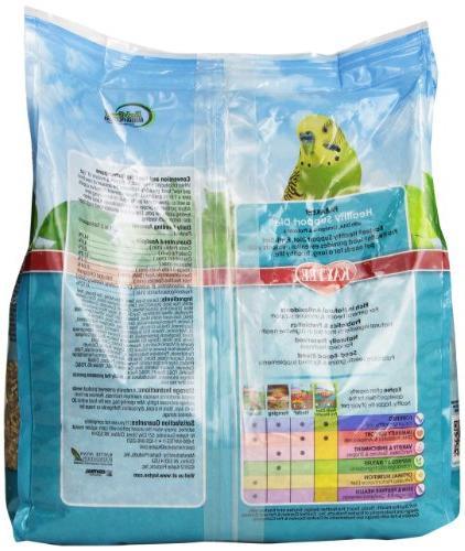 Kaytee Diet Health Bird For Parakeet,