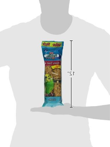 Kaytee Forti-Diet Pro Honey Sticks For 7-Ounce
