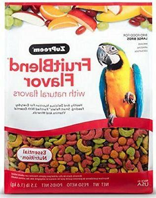 fruit blend diet birds