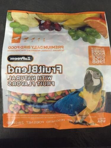 Fruit Blend Diet for Large Parrots - 2 lb.