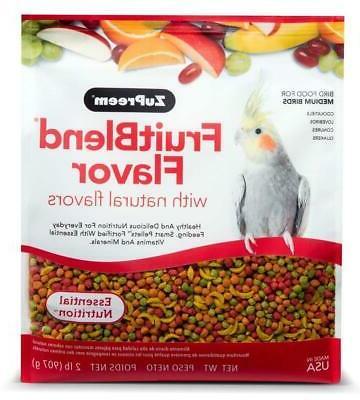 fruitable cockatiel