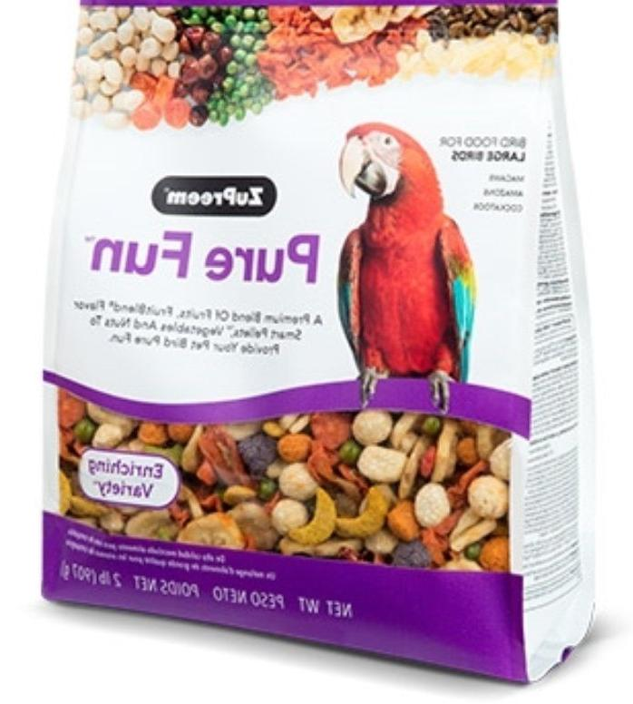 ZuPreem® Variety Mix Large Bird Food 2 Lb