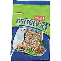 HARTZ Hartz Bonanza Gourmet Diet Bird Food For Parakeets 4 P