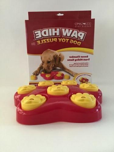 Interactive Big Treat Pet Bird Game Toy Puzzle
